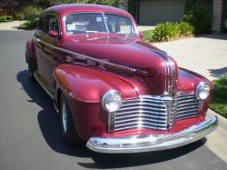 454andamustangGT 1941 Pontiac Business Coupe