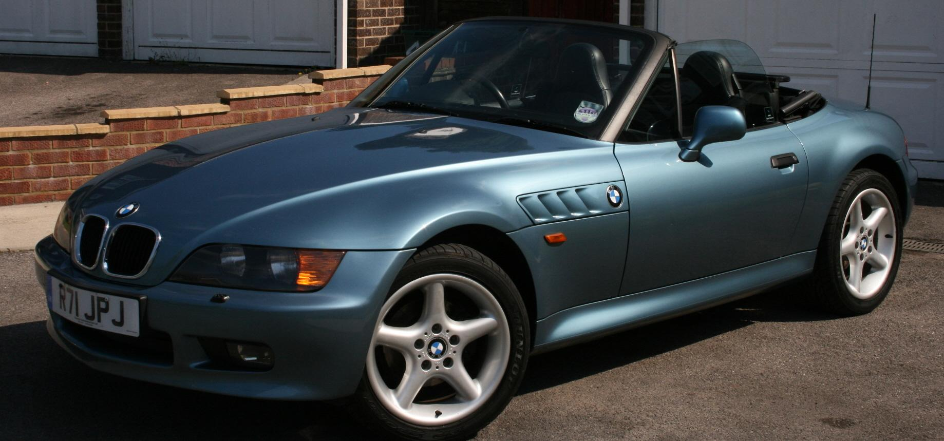 Alexdavies7 1997 Bmw Z3 Specs Photos Modification Info