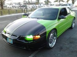 BahamasRides 2000 Chevrolet Monte Carlo
