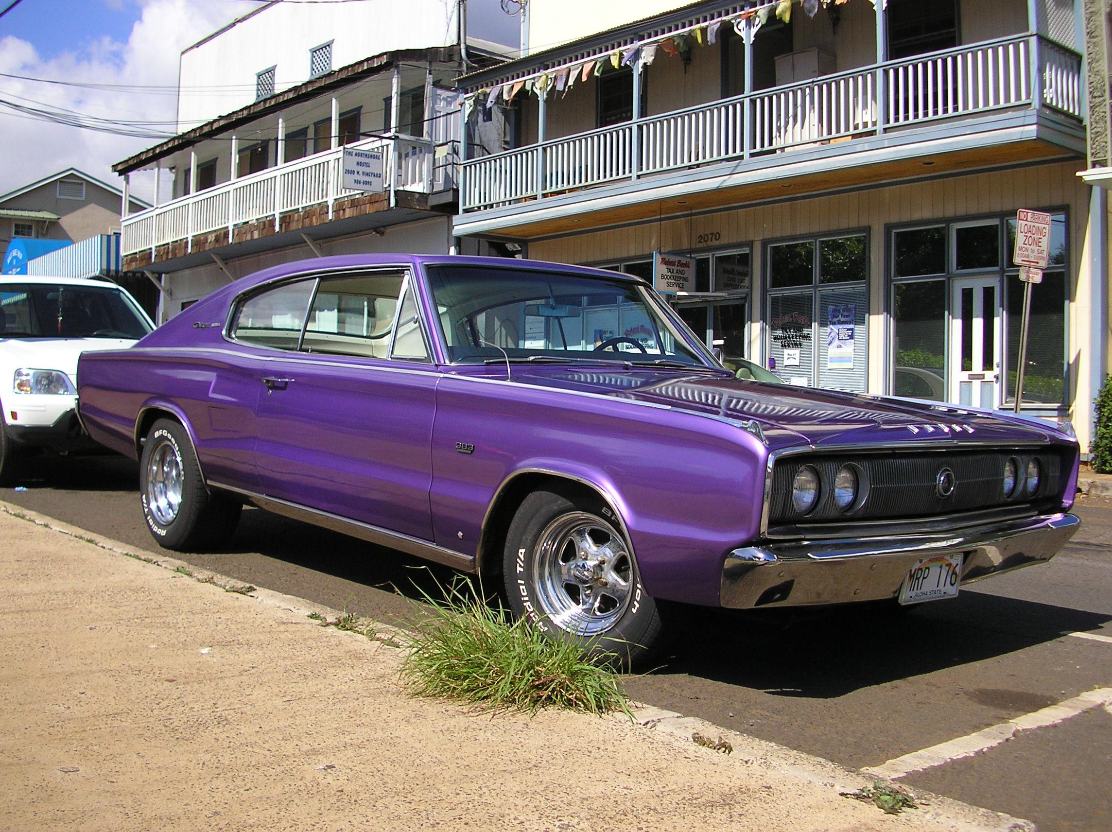 purplehaze67's 1967 Dodge Charger