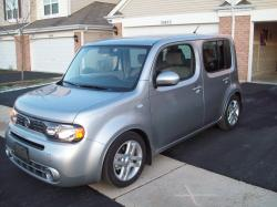 nissantech06s 2009 Nissan cube