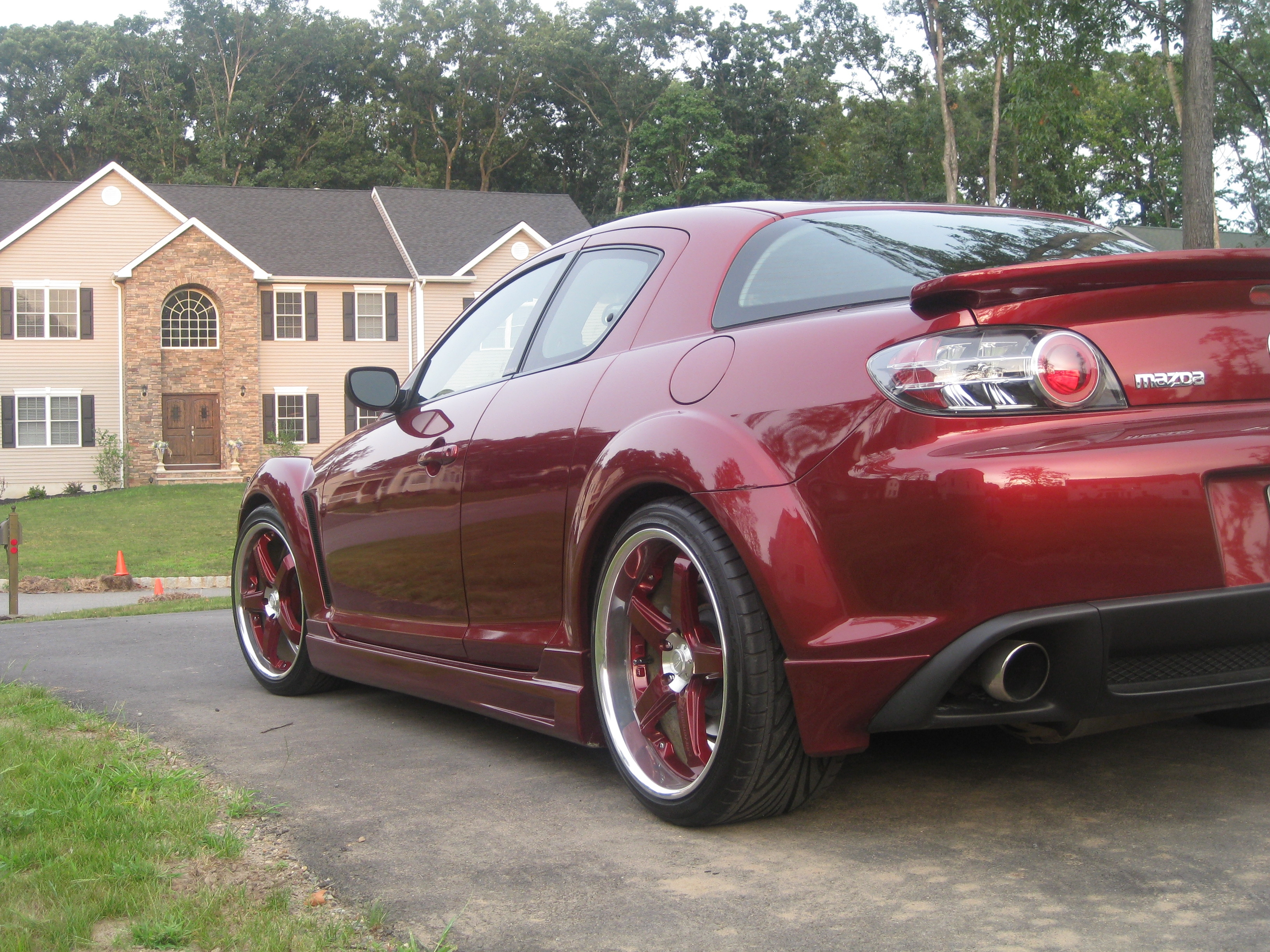 time4akshun 2006 Mazda RX8 Specs Photos Modification Info at