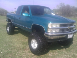 smalltownkid 1993 Chevrolet C/K Pick-Up