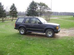 Z3CHYD 1993 Ford Explorer Sport