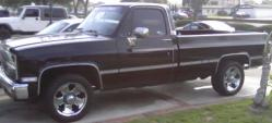 454Gamez 1987 GMC Sierra (Classic) 2500 Regular Cab & Chassis