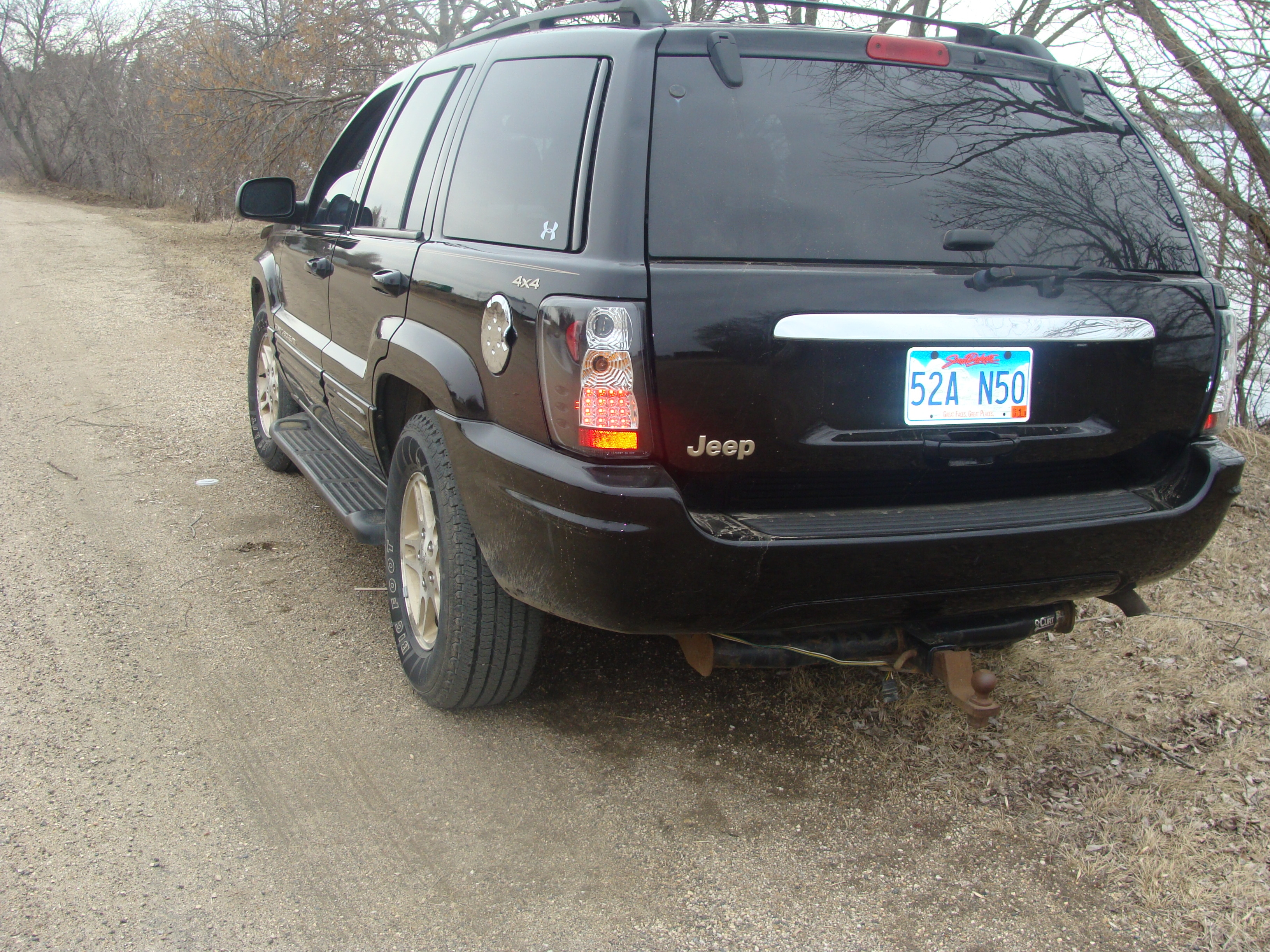 Another alexbuhr 1999 Jeep Grand Cherokee post... - 14008614