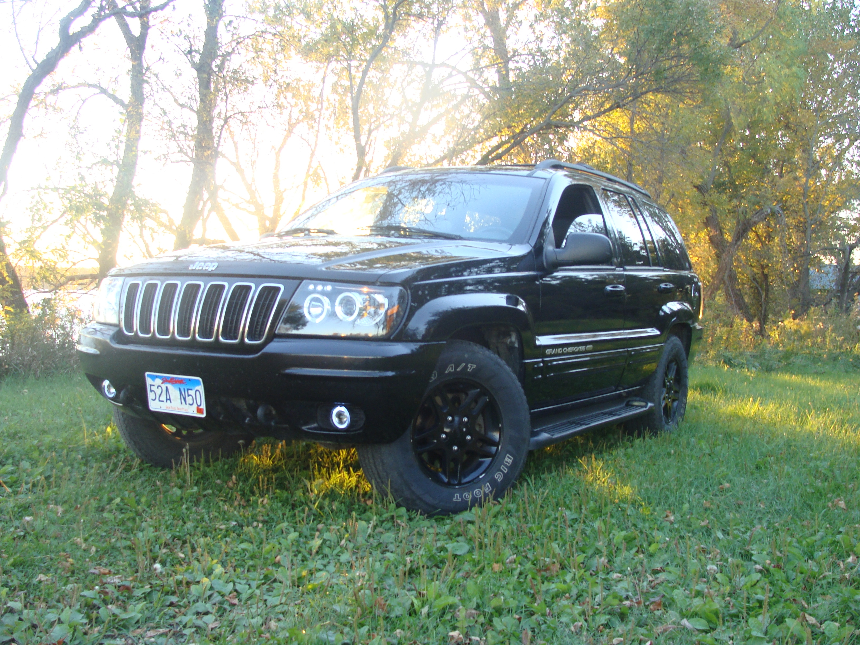 Another alexbuhr 1999 Jeep Grand Cherokee post... - 14008622
