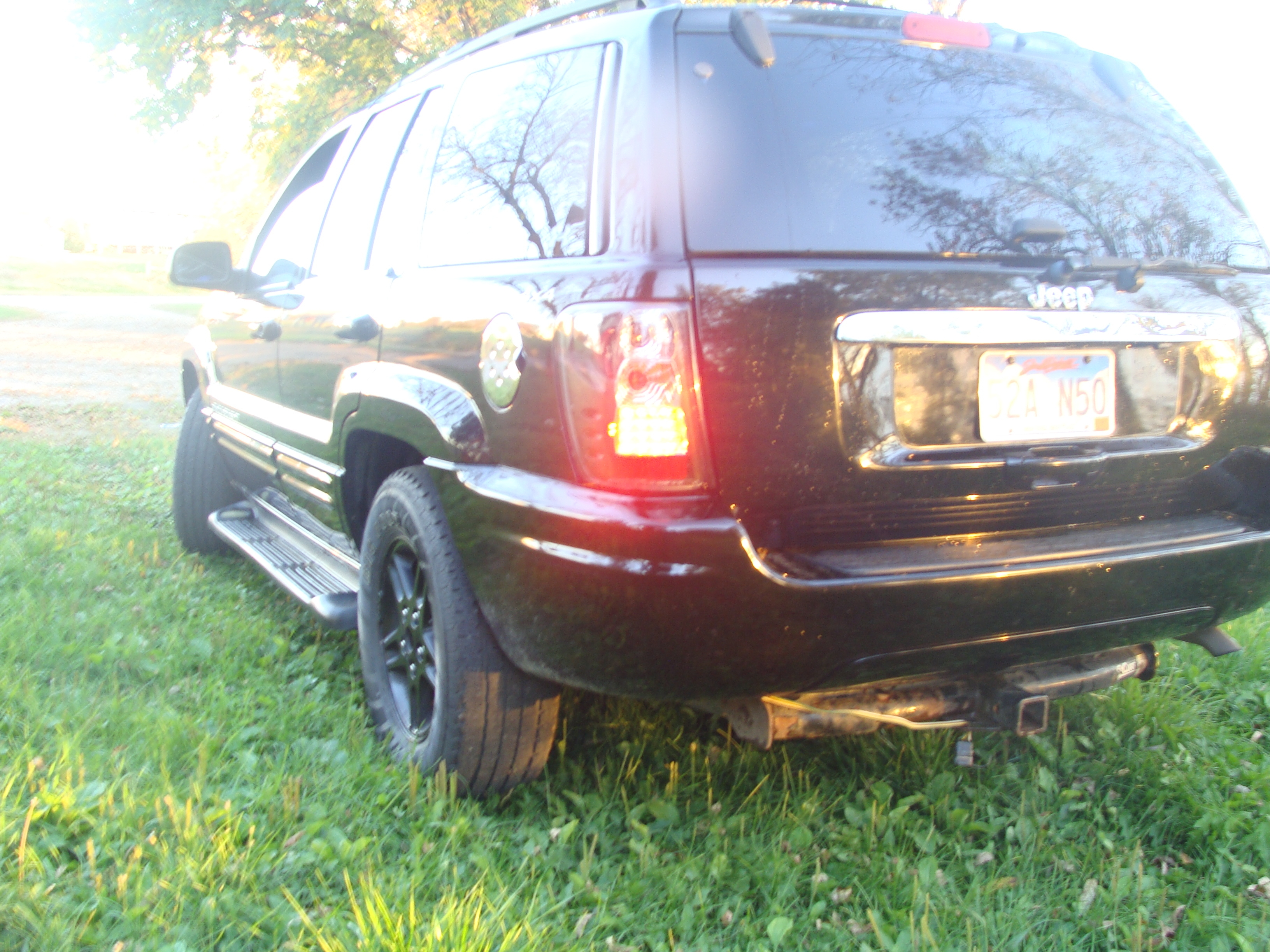 Another alexbuhr 1999 Jeep Grand Cherokee post... - 14008623