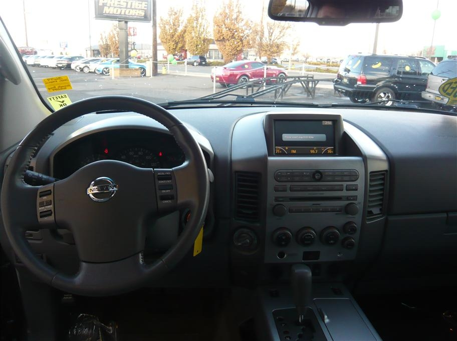 Another deviousjester73 2006 Nissan Pathfinder Armada post... - 14009625