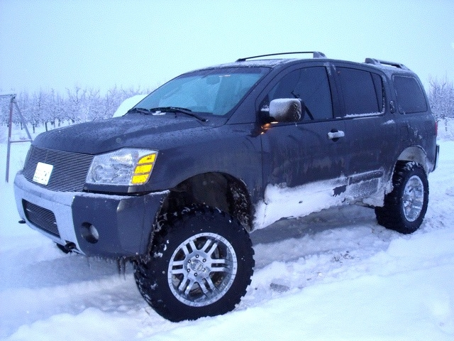 Another deviousjester73 2006 Nissan Pathfinder Armada post... - 14009634
