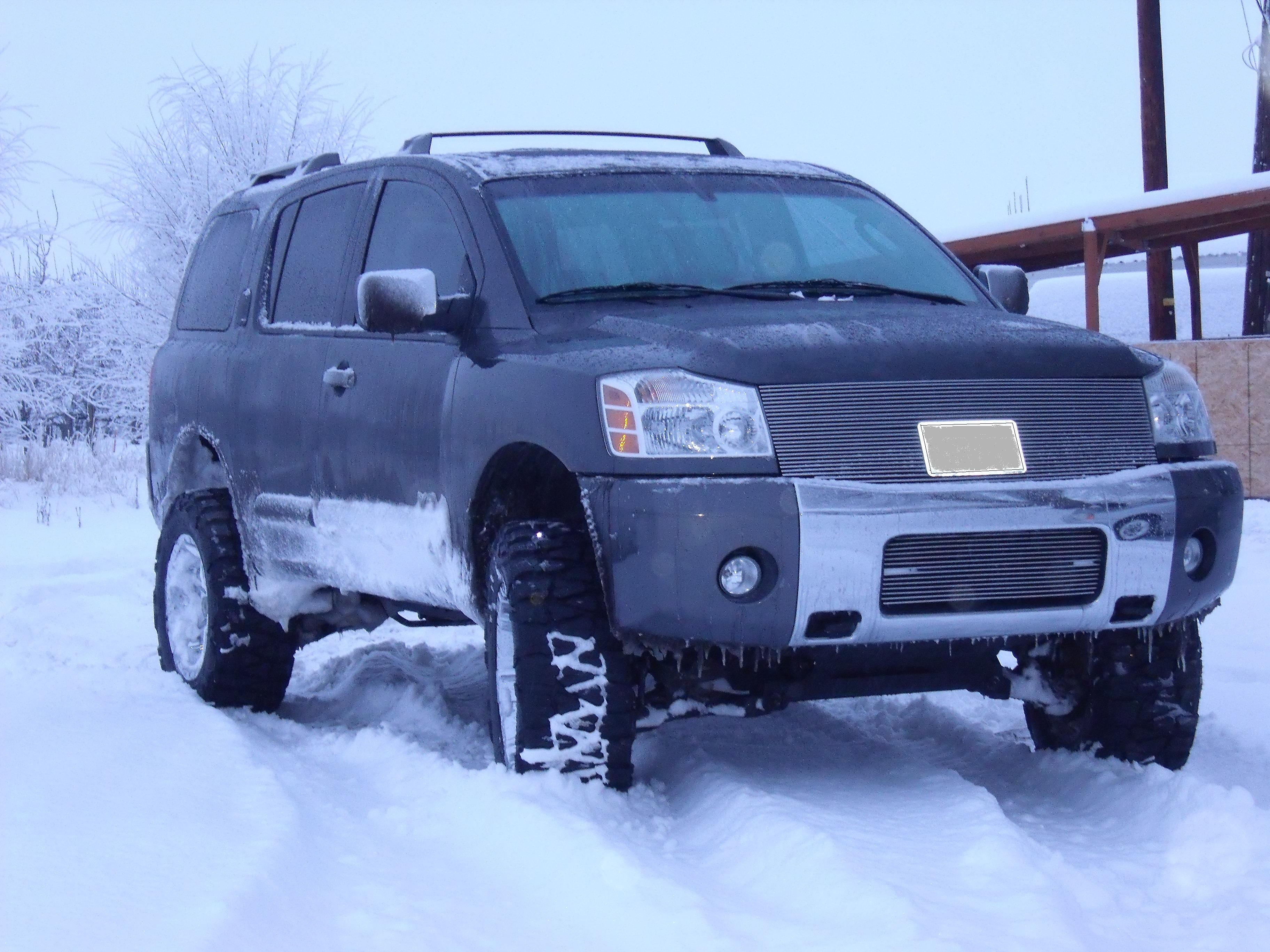 Another deviousjester73 2006 Nissan Pathfinder Armada post... - 14009636