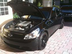 puckboy561s 2009 Infiniti G