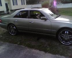 YOUNGSHEEMs 1999 Infiniti Q