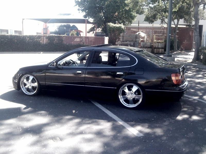 Yuba City Nissan >> mic_rose's 1999 Lexus GS in yuba city, CA