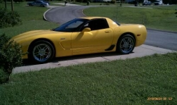 QuitHatens 2001 Chevrolet Corvette