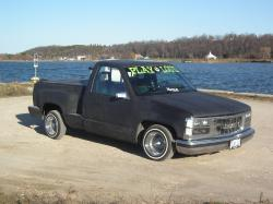 PLAYLOUD89s 1989 GMC Sierra 1500 Regular Cab