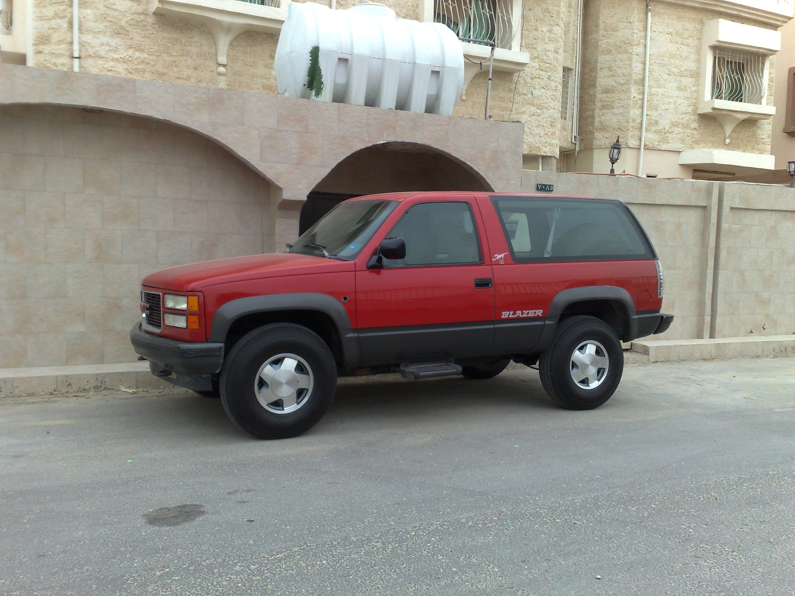Another MaghrabiSM 1993 Chevrolet Blazer post... - 14011705