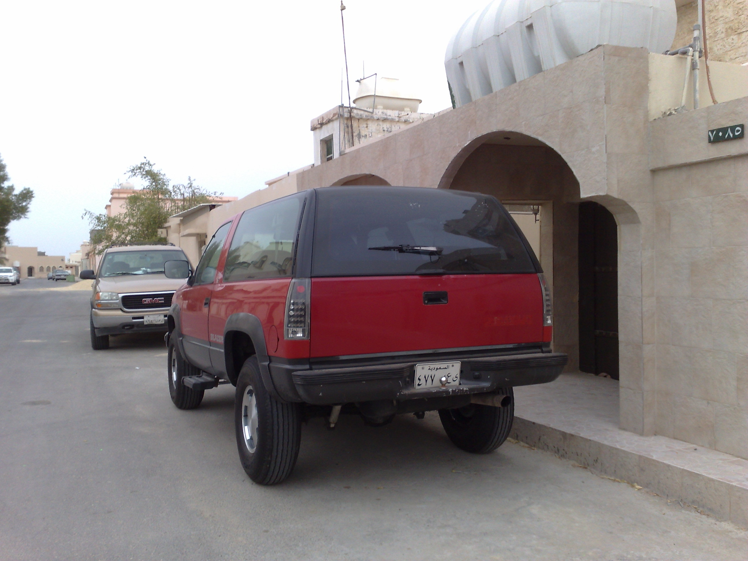Another MaghrabiSM 1993 Chevrolet Blazer post... - 14011706
