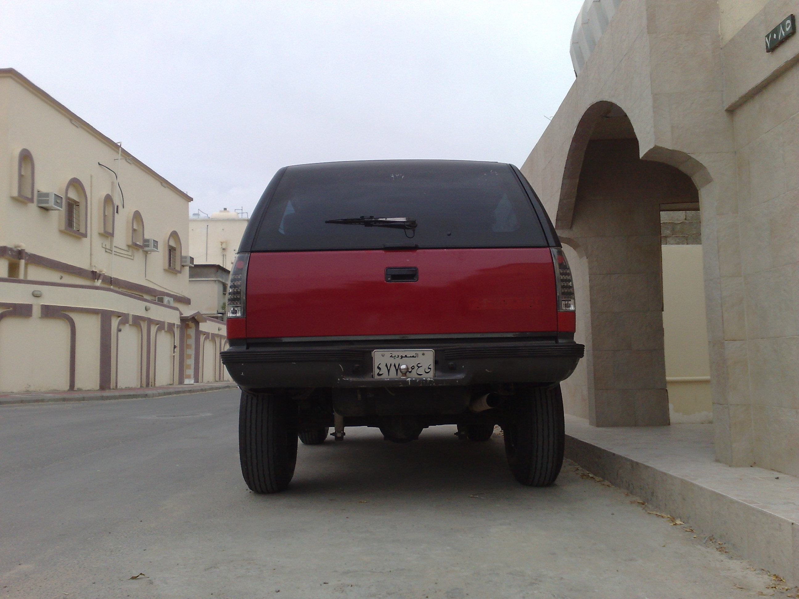 Another MaghrabiSM 1993 Chevrolet Blazer post... - 14011707