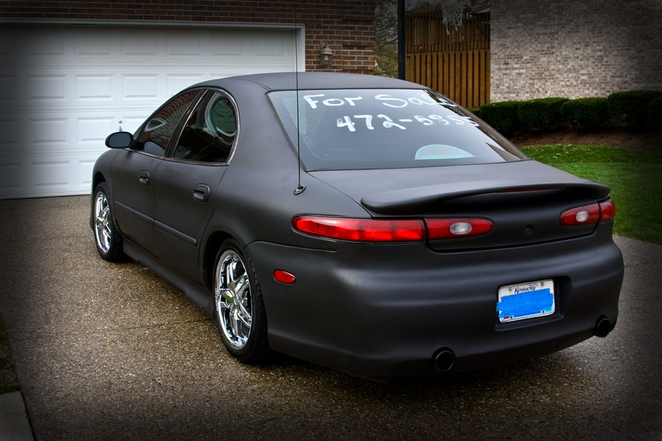 Tiger135 1996 Ford Taurus Specs, Photos, Modification Info ...