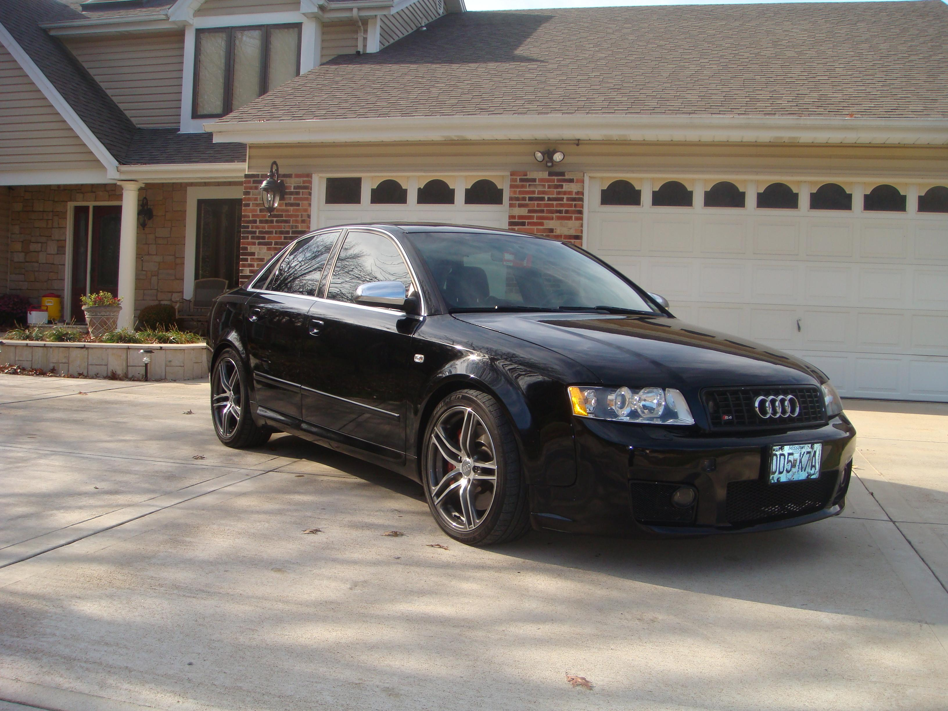joshaudio88 2004 audi s4 specs photos modification info at cardomain. Black Bedroom Furniture Sets. Home Design Ideas