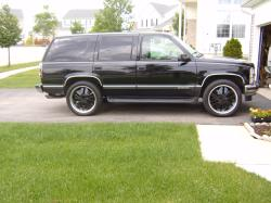 Chi-TownAVYs 1997 Chevrolet Tahoe