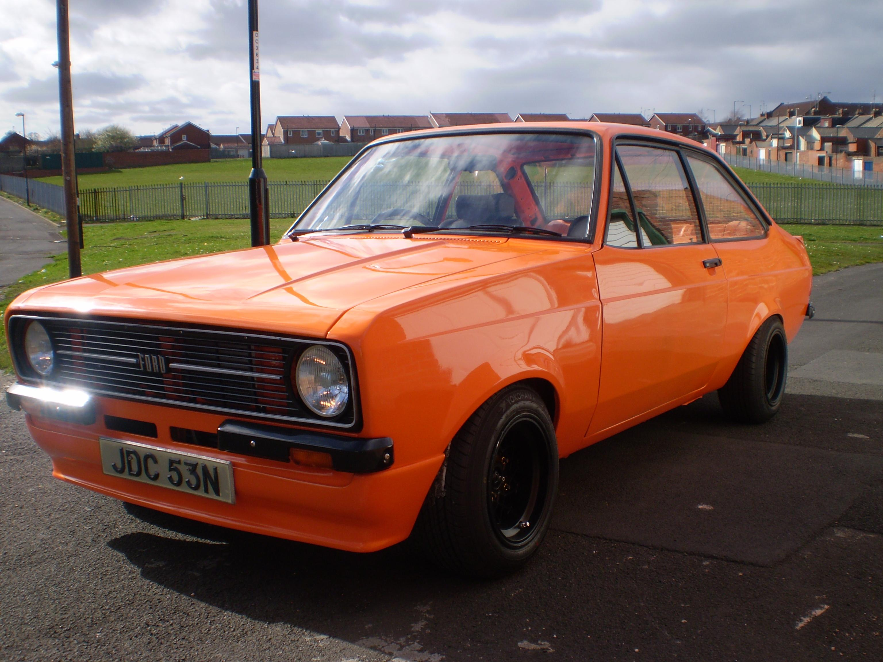 melspec 1974 Ford Escort Specs, Photos, Modification Info ...