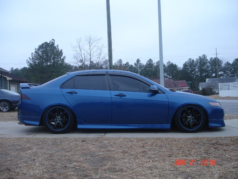 Holla Acura TSXs Photo Gallery At CarDomain - 2006 acura tsx coilovers