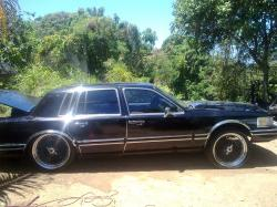 Khlincolns 1991 Lincoln Town Car