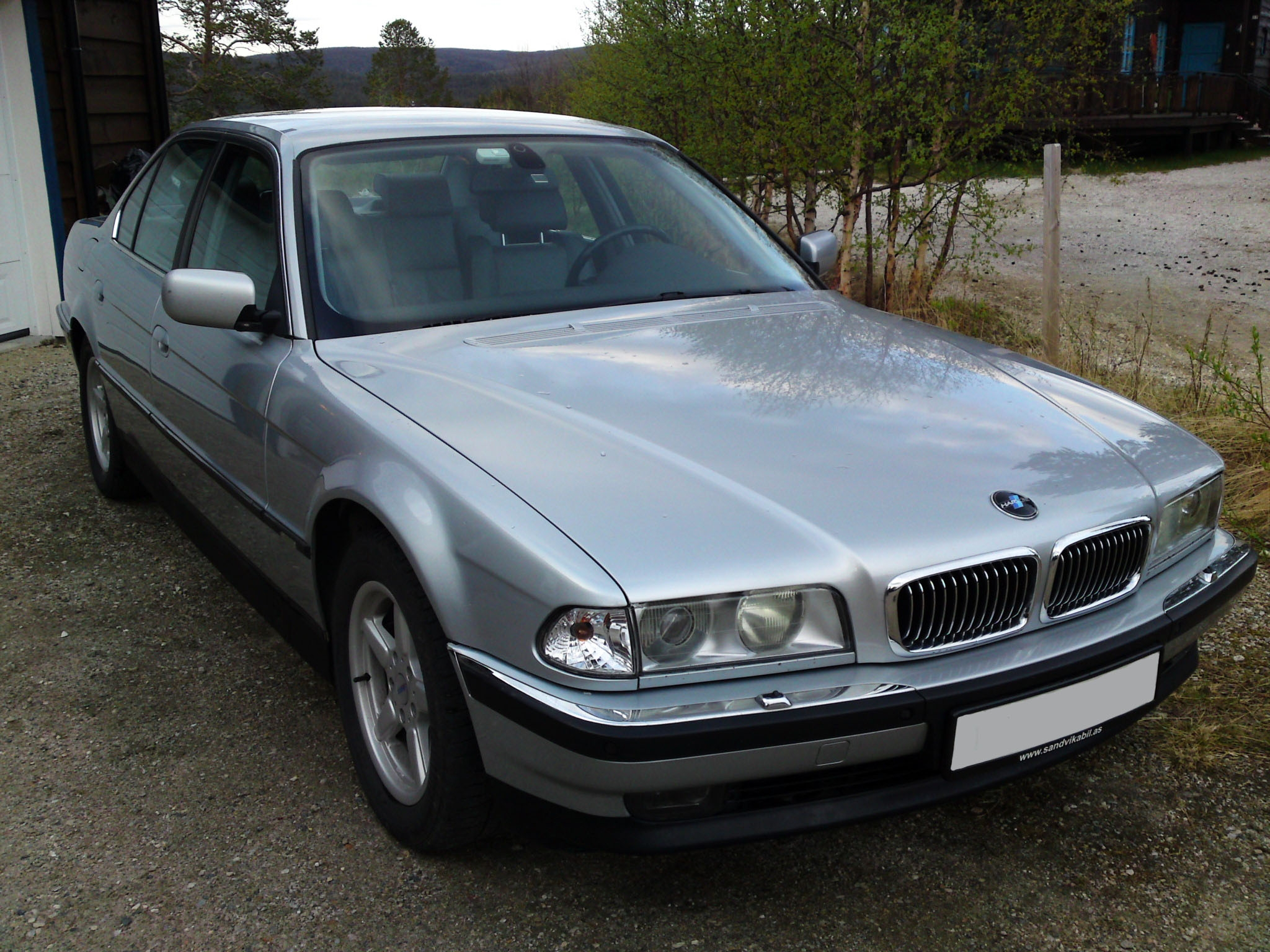 oea_69's 1998 BMW 7 Series