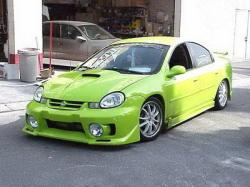 neonatic 2000 Chrysler Neon