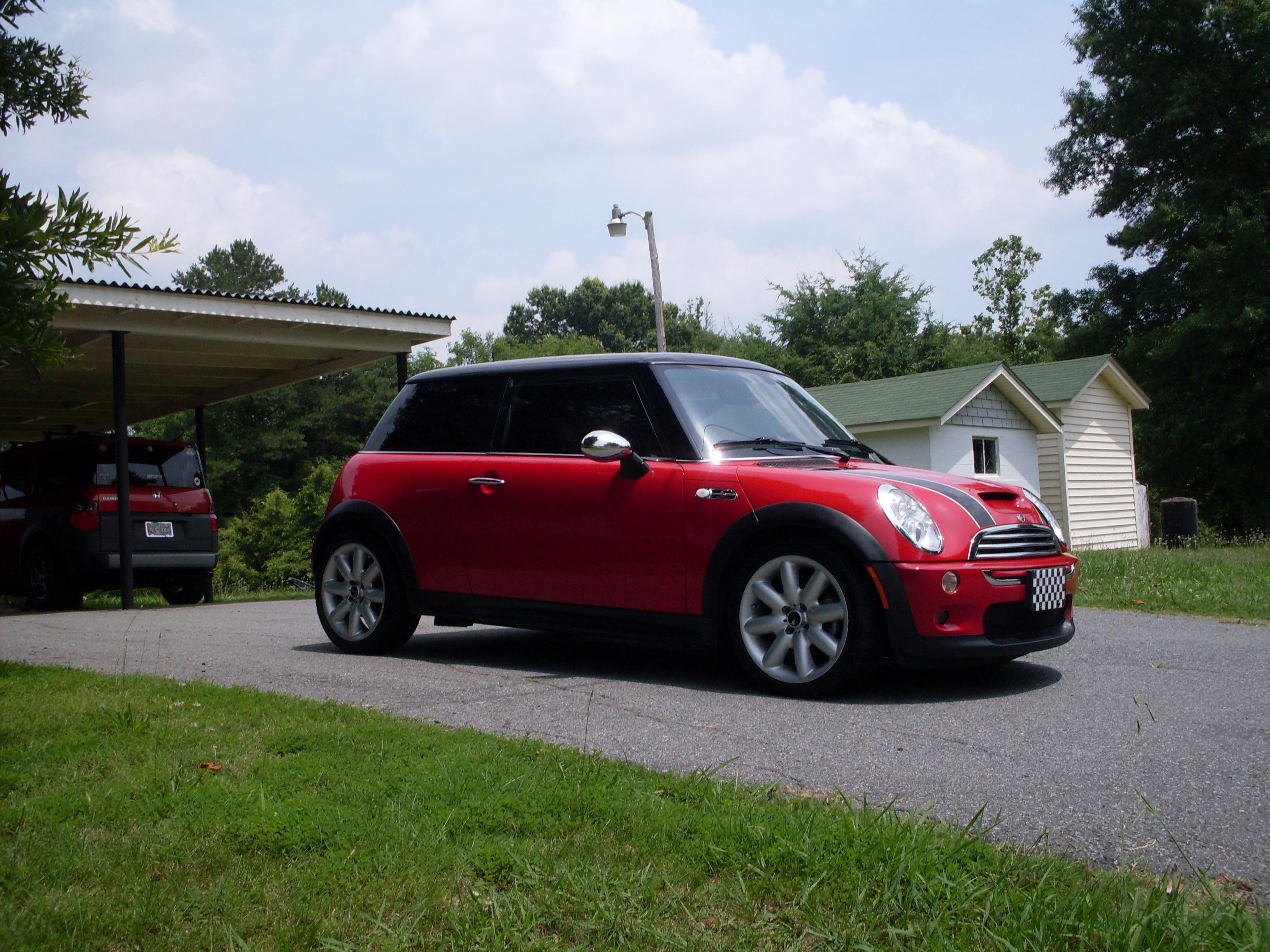 sr597runner 39 s 2005 mini cooper in concord nc. Black Bedroom Furniture Sets. Home Design Ideas