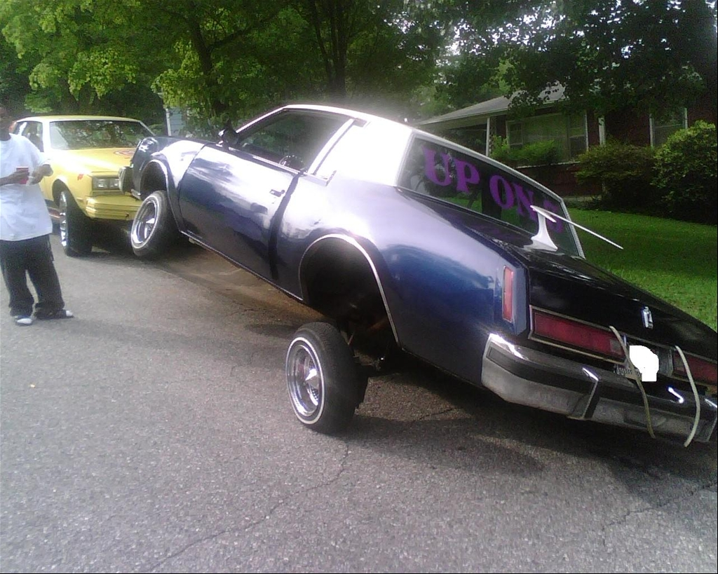 buick regal lowriders that