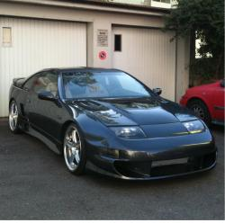SpeedFighters 1992 Nissan 300ZX