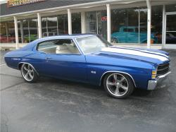 bcdmonsters 1971 Chevrolet Chevelle