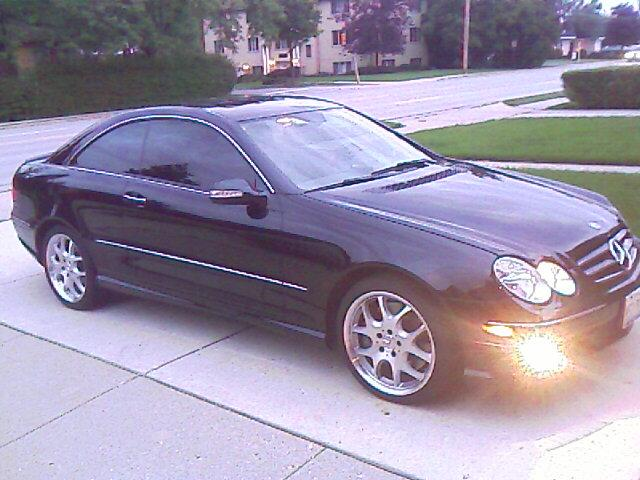 Image gallery 2006 bmw clk 500 for 2006 mercedes benz clk 500