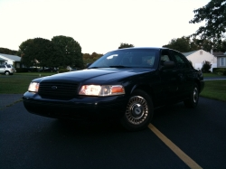 2000P71s 2000 Ford Crown Victoria