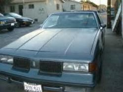 ptownpopper 1985 Oldsmobile Cutlass Salon