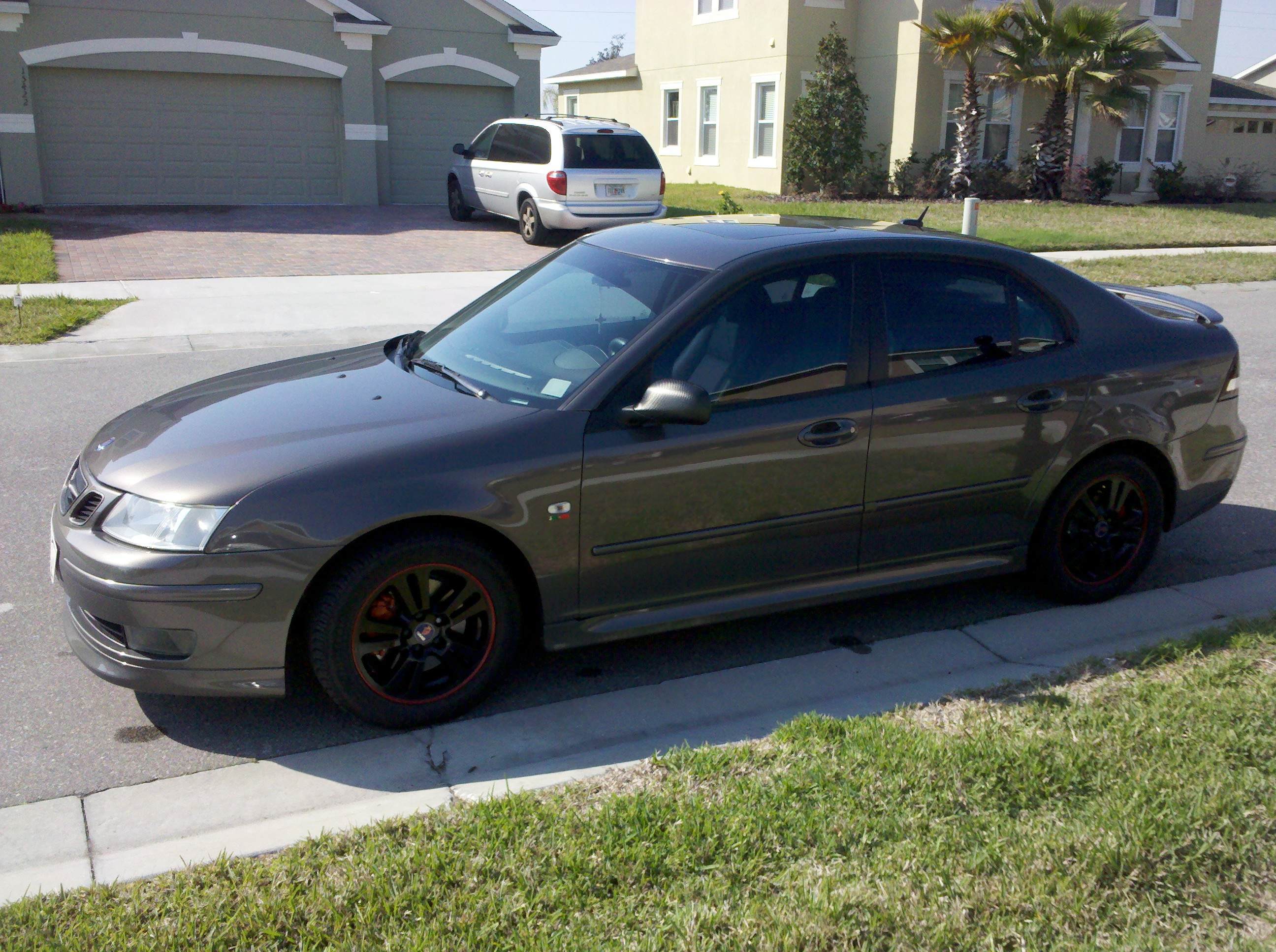Another skyeagle 2007 Saab 9-3 post... - 14017926