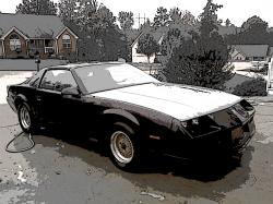 caleb-84z28s 1984 Chevrolet Camaro