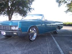 BigJanks 1967 Lincoln Continental