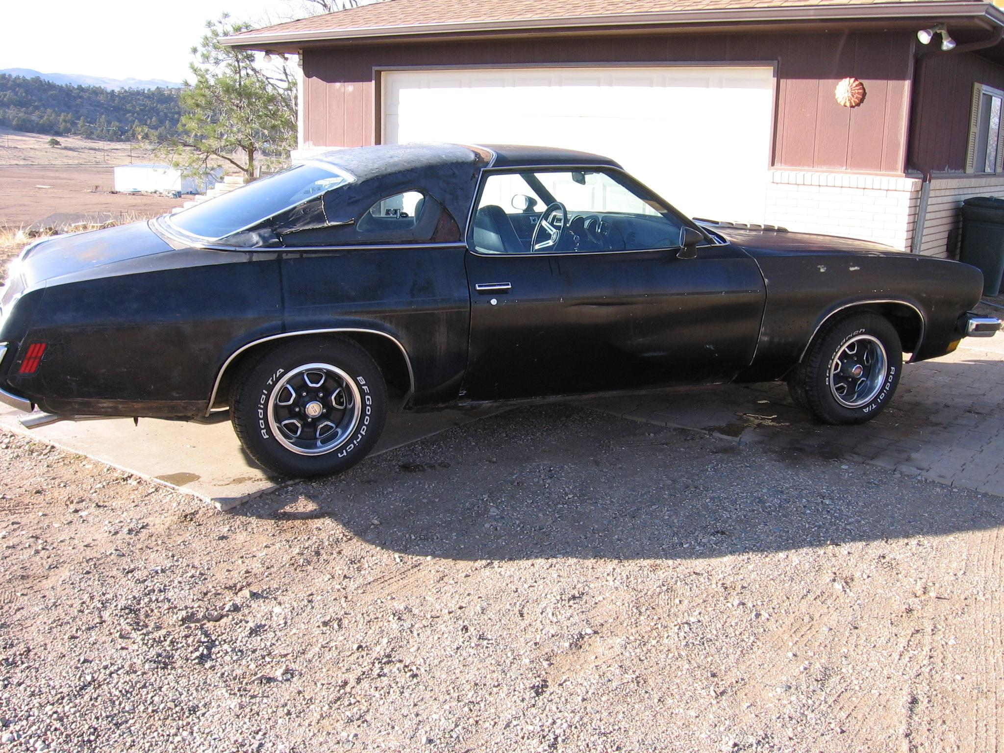 Another cca40 1973 Oldsmobile Hurst/Olds post... - 14020671