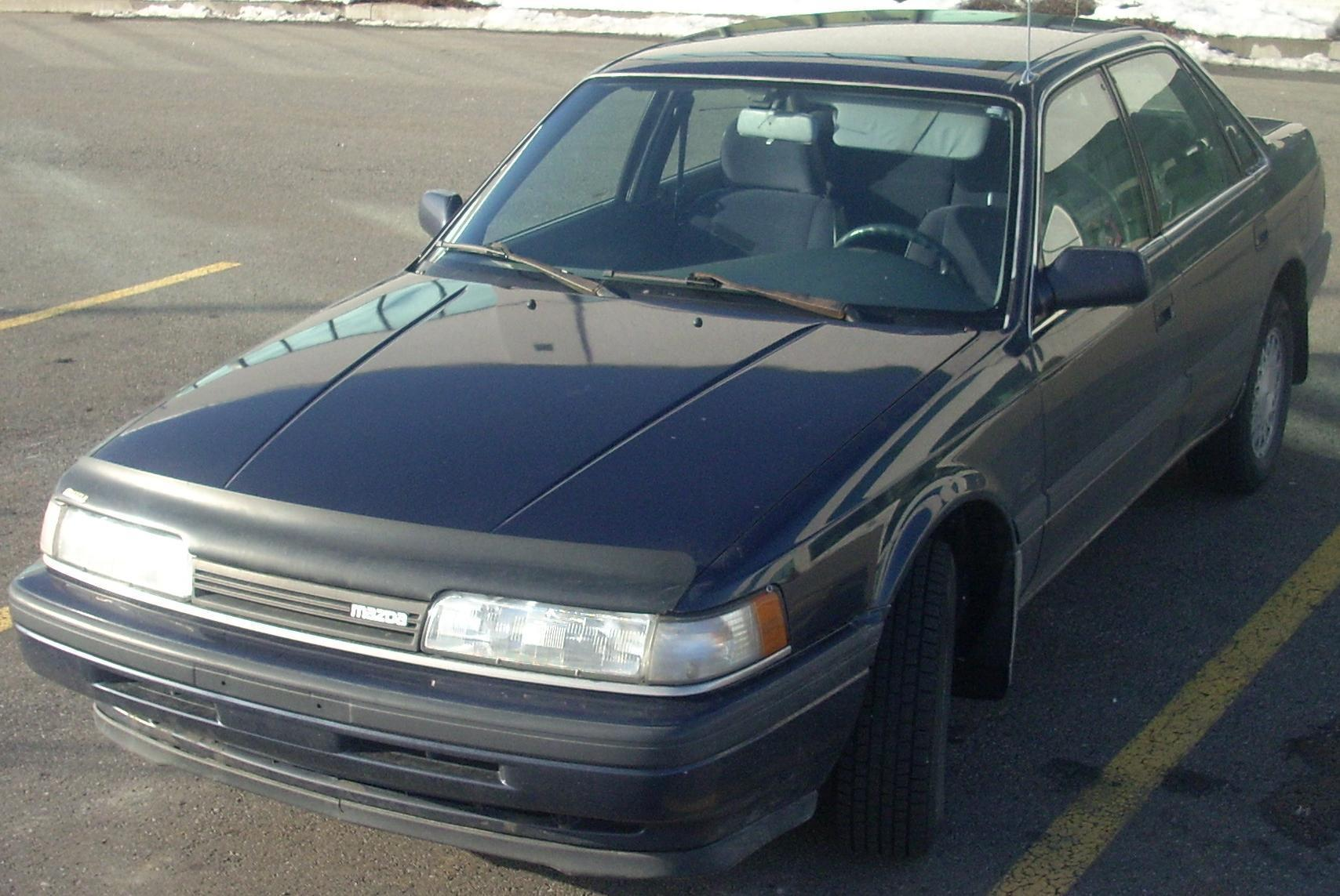 Another BMW-AudiPower 1991 Mazda 626 post... - 14020740