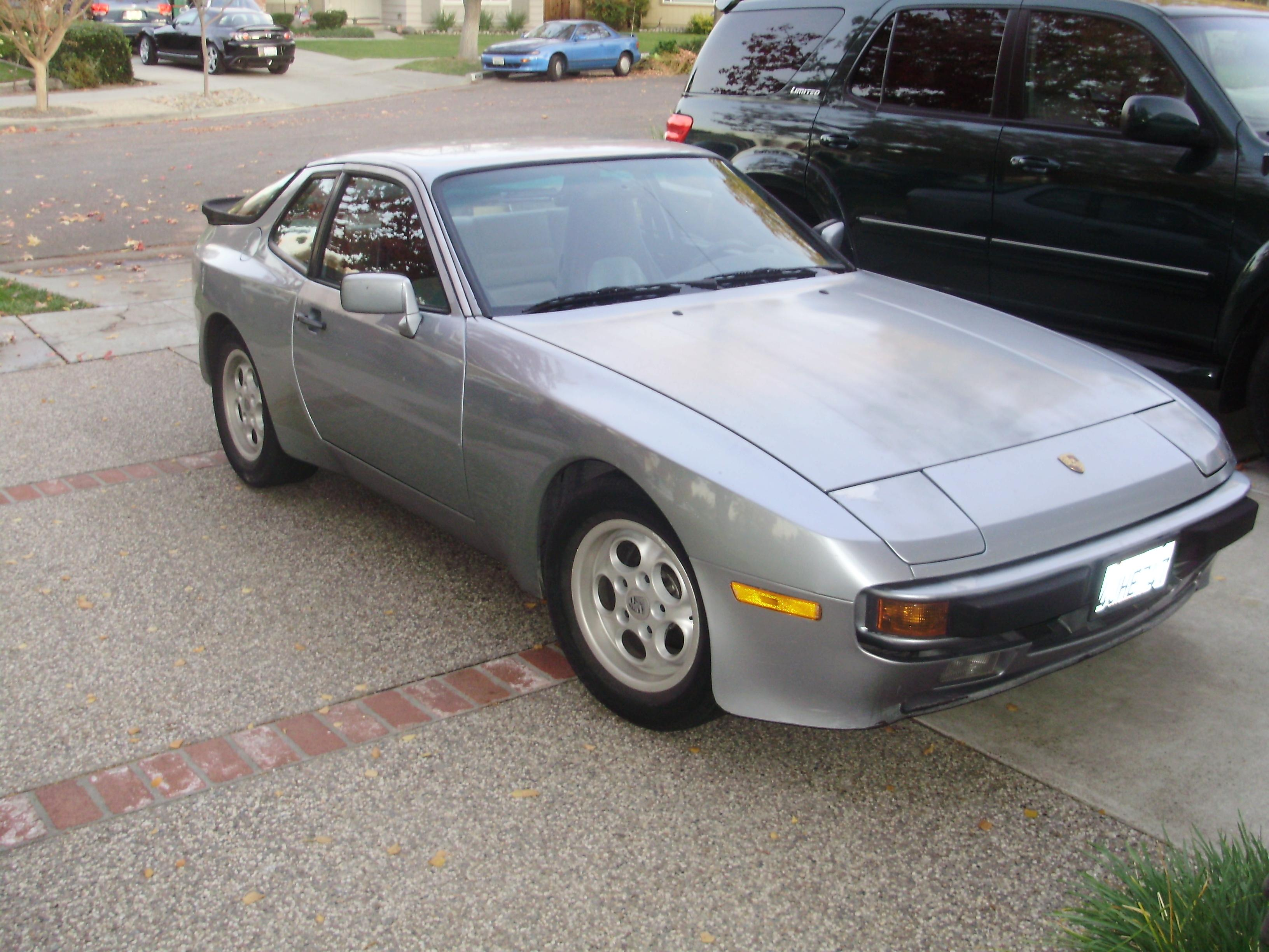 bruner944 1985 porsche 944 specs, photos, modification info at