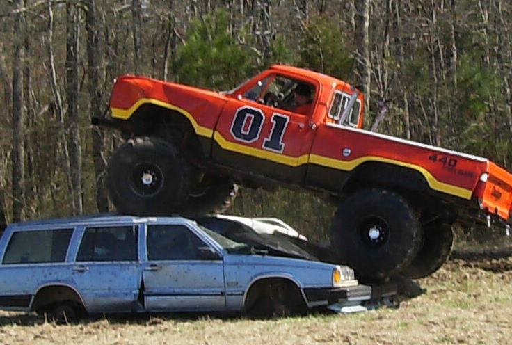 general lee power wagon