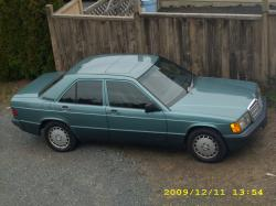 wishs 1989 Mercedes-Benz 190-Class