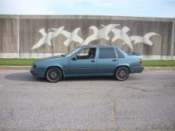 6speed850 1997 Volvo 850