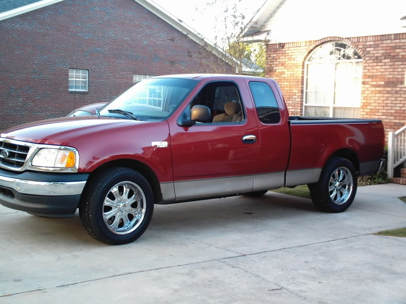 Fdimeroller 2002 Ford F150 Super Cab Specs  Photos  Modification Info At Cardomain