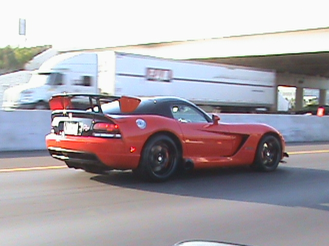 CincySpotted 2008 Dodge Viper 14023359