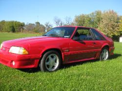 9redfox3 1993 Ford Mustang
